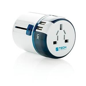 USB cestovní adaptér Travel Blue