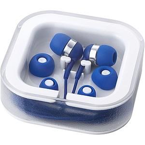 GALINO Sluchátka do uší, modrá