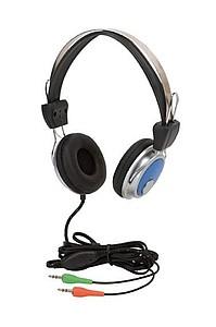 Sluchátka s manuální úpravou hlasitosti