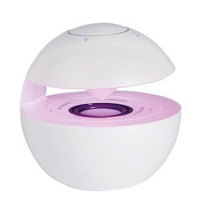 Bezdrátový reproduktor ve tvaru koule