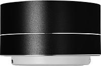 Hliníkový bezdrátový reproduktor, černý