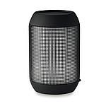 2.1 Bluetooth reproduktor s gumovým povrchem a LED diodami, černá