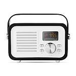 Bluetooth reproduktor 5W a rádio v PU úpravě