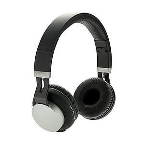 Náhlavní bezdrátová sluchátka s funkcí twist