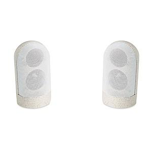 Dva magnetické bezdrátové reproduktory