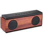 Dřevěný Bluetooth® reproduktor, dřevo