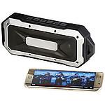 Vodotěsný sportovní Bluetooth® reproduktor, černá
