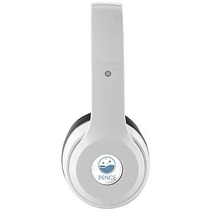 Sluchátka Bluetooth® v pouzdře, bílá