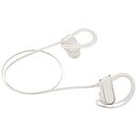 Sluchátka Bluetooth®, bílá, stříbrná