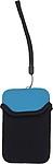 NEOMOBILE Neoprenové pouzdro na mobil, sv.modrá