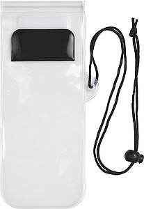 KORFIK Plastové voděodolné ochranné pouzdro pro mobilní telefon, černá