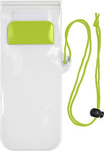 KORFIK Plastové voděodolné ochranné pouzdro pro mobilní telefon, světle zelená