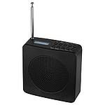 Přenosné rádio s dobíjecí baterií
