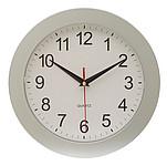 Nástěnné hodiny se širokým rámem
