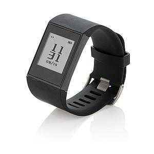 Multisportovní hodinky E-ink, černá
