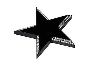 Těžítko tvaru hvězdy s kamínky