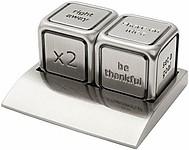 Rozhodovač, stříbrná