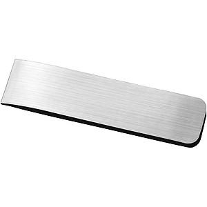 Magnetická záložka do knížky, stříbrná