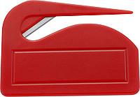 SLIP Otvírač na dopisy, červený - reklamní kancelářské potřeby