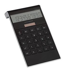 Kalkulačka, 10ti místná, duální nabíjení