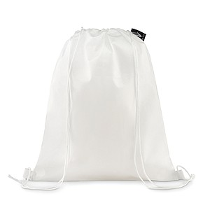 MAJAK Stahovací batoh z PLA - reklamní kancelářské potřeby