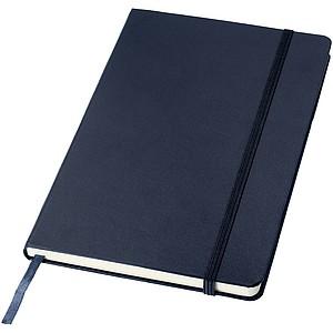KALON Zápisník A5 se záložkou, 80 stran, námořní modrá - reklamní bloky