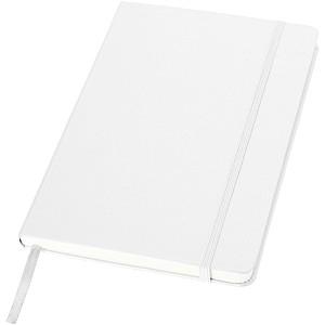 KALON Zápisník A5 se záložkou, 80 stran, bílá