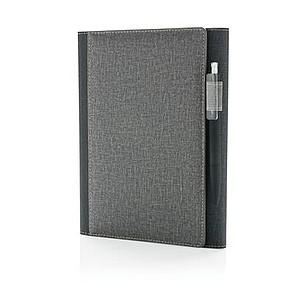 Designový obal na poznámkový blok A5 Deluxe
