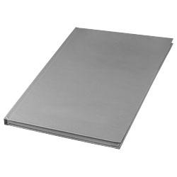 Linkovaný blok A5, stříbrný