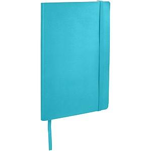 Zápisník v měkkých deskách, sv. modrá