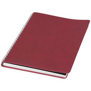 Zápisník A5, červená