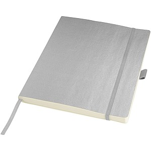 Zápisník tabletové velikosti Pad, světle šedá