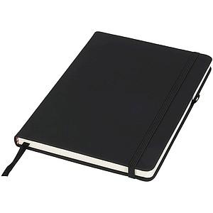 Zápisník Medium noir, černá