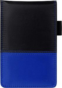 KAMAP Zápisník s kalkulačkou, modrá