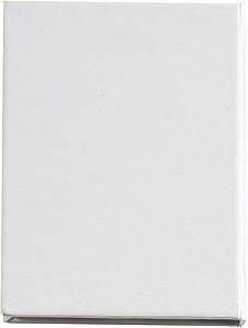 LEWIS Sada lepících lístků v bílém obalu