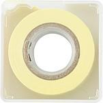 Plastový zásobník se 100 cm žlutých značkovačů, bílý