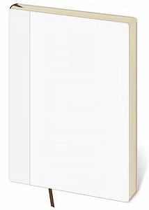 Wood 2021 diář týdenní A5, světle hnědý