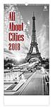 All About Cities 2018, nástěnný kalendář