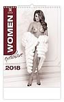 Women Exclusive 2018, nástěnný kalendář