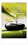 Art of Harmony 2018, nástěnný kalendář