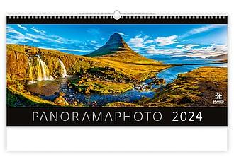Panoramaphoto 2020, nástěnný kalendář, prodloužená záda
