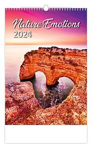 Alps 2020, nástěnný kalendář, prodloužená záda
