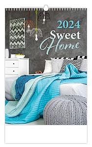 Alleys 2020, nástěnný kalendář, prodloužená záda