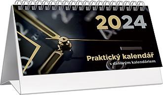 PRAKTICKÝ KALENDÁŘ 2019 stolní kalendář