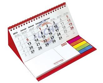 Kalendář s note-it