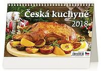 Česká kuchyně 2018, stolní kalendář