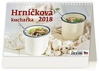 Hrníčková kuchařka 2018, stolní kalendář