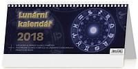 Lunární kalendář 2018, stolní kalendář