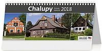 Chalupy 2018, stolní kalendář