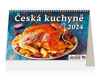 Česká kuchyně 2021, stolní kalendář